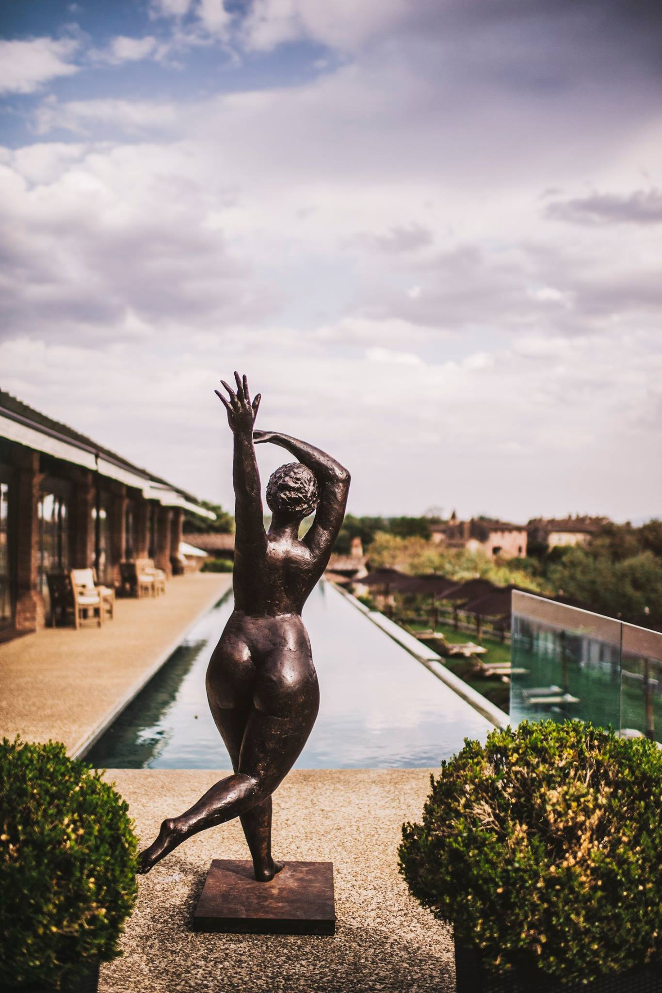 La scultura in bronzo di Marco Borgianni